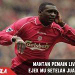 Mantan pemain Liverpool Ejek Setelah Man United Juara Eropa