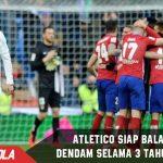 Lawan Real Madrid, Atletico siap tampil dengan Dendam membara