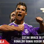 Borong 2 Gol di Final, Ronaldo samai rekor 5 Pemain ini