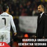 Guardiola Blak blak an Ungkap titik Kekuatan Ronaldo