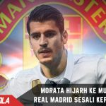 Morata Hengkang, Ramos sedih atas keputusan Management