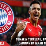 Jika Gabung Bayern Munich, Alexis Sanchez akan dapat bayaran tertinggi