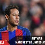 Neymar Berniat Hijrah ke Manchester United atau Eibar