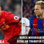 Barcelona siap masukkan Ivan Rakitic di pembelian Coutinho
