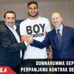 Donnaruma resmi perpanjang Kontrak dengan AC Milan