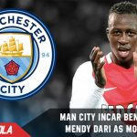 Manchester city incar bek andalan AS Monaco Benjamin mendy