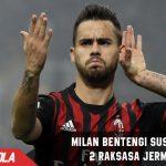 Milan bentengi Suso dari 2 Klub besar Liga Jerman