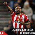 Jermain Defoe RESMI kembali ke pinangan Bournemouth