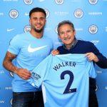 Gaet Walker, Manchester City Miliki Lini Pertahanan Termahal Di Dunia