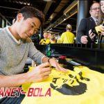 Shinji Kagawa Perpanjang Kontrak Hingga 2020