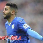 Setelah Tolak AS Roma, Mahrez Ingin Ke Arsenal
