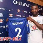 Resmi, Kini Rudiger Sepenuhnya Jadi Milik Chelsea