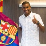 La Liga Spanyol: Barcelona Resmi Pinjamkan Marlon Santos ke OGC Nice