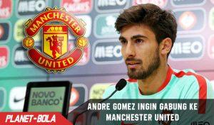 Andre Gomis ke United