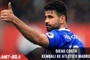 Diego Costa ke Atletico Madrid