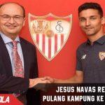 Manchester City Lepas Navas Ke Sevilla