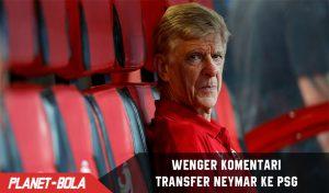 Komentar Wenger Tentang Transfer Nyemar ke PSG