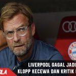 Gagal Juara, Klopp Sindir Gaya Permainan Atletico Madrid