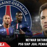 Transfer Rampung, PSG Sibuk Jual Pemain