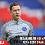 Merasa tidak dibutuhkan Lagi Karna Neymar, PSG Lego Draxler