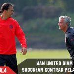 Manchester United sudah siapkan Posisi Pelatih untuk Ibrahimovic