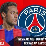 Neymar akui dirinya kecewa terhadap Barcelona