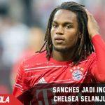 Perkuat Lini Tengah, Chelsea akan datangkan Sanches