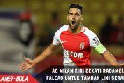 Radamel Falcao Jadi Incaran AC Milan