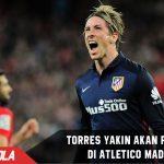 Torres Ingin Karirnya Berakhir di Atletico Madrid