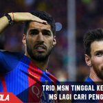 Selamat Tinggal Trio MSN, Welcome Trio MSG!