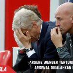Ian Wright Anggap Arsene Wenger Tak Mampu Beri Motivasi