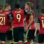 Taklukkan Yunani 2-1 Belgia Lolos Ke Putaran Final Piala Dunia 2018