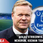 Striker Everton makin menurun, Koeman malah tak kawatir