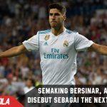 Semaking bersinar, Asensio disebut sebagai The Next Ronaldo