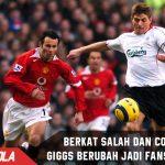 Berkat Salah dan Coutinho, Giggs berubah jadi Fans Liverpool