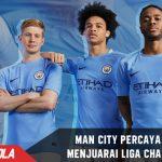 Dengan keberuntungan, Man City yakin akan jadi Juara Champions