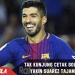 Tak kunjung cetak Gol. Valverde yakin Suarez akan tajam kembali