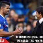 Dibuang Chelsea, Costa mengaku tidak dendam ke Conte