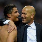 Ronaldo Dapat Penghargaan Lagi, Zidane: Jangan Sombong