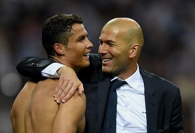 hasil-la-liga-spanyol-Ronaldo-Dapat-Penghargaan-Lagi-Zidane-Jangan-Sombong