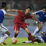 Laga Perdana Piala AFC U-16, Timnas Pesta Gol!