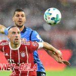 Ancelotti Komentari Aksi Membuang Jersey Franck Ribery