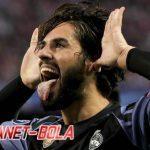 Real Madrid Resmi Perpanjang Kontrak Isco