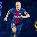 Barcelona Resmi Berikan Kontrak Seumur Hidup Kepada Iniesta