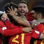 Hasil Kualifikasi Piala Dunia 2018: Spanyol Kuasai Grup G