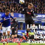Hasil Liga Inggris: Laga Kandang, Arsenal Bekuk Everton Skor 5-2