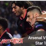 Bungkam Red Star 1-0, Arsenal Kuasai Grup H Liga Eropa
