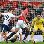 Liga Primer Inggris: Manchester United 1-0 Tottenham Hotspur