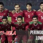 Sukses Jalani Laga Persahabatan, Peringkat Indonesia Lompati Malaysia