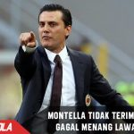 Montella tidak terima Milan gagal Raih 3 Poin dari Genoa